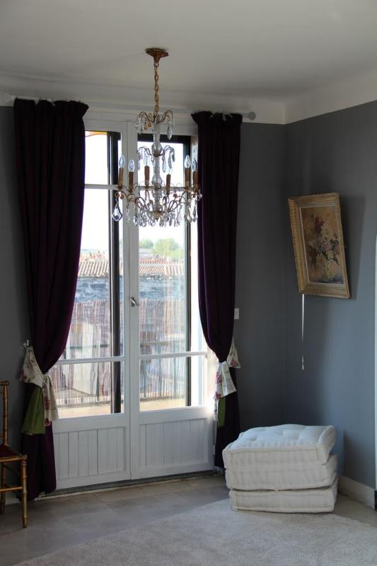 Main bedroom - Charming flat (with AC) in historical center of Avignon - Avignon - rentals