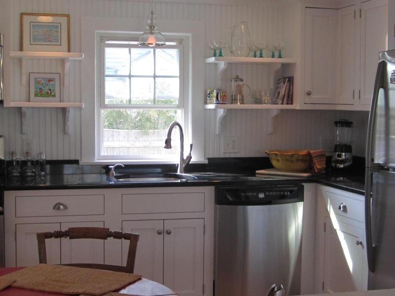 Updated cottage style kitchen with dishwasher. - Awarded Top Vacation Rental by FlipKey: '12, '13 - West Yarmouth - rentals