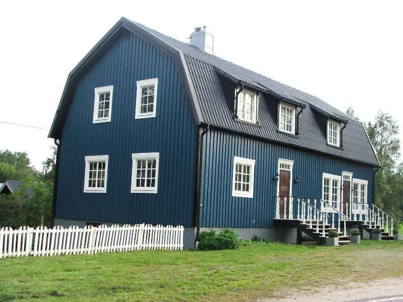 The Old River House - The Old River House High Coast Sweden - Midnight Sun Coast - rentals