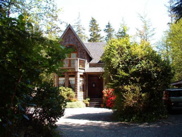 Zoe's at North Beach - Image 1 - Tofino - rentals