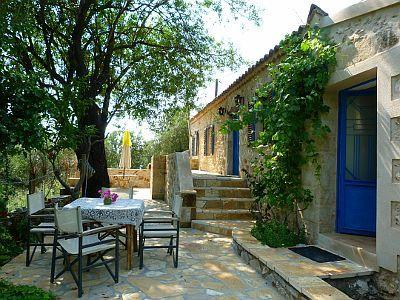 Vacation House Sourmelina in Stoupa, Mani, Greece. - Image 1 - Stoupa - rentals