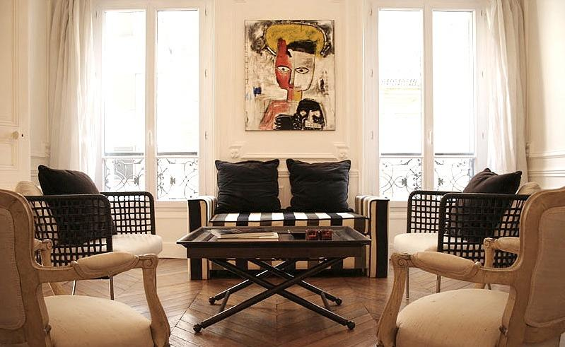 ***FABULOUS*** French Designer Apartment***2 bedrooms - Image 1 - 16th Arrondissement Passy - rentals