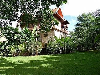 Pickle House and Gardens (Front) - Pickle House - Koh Mak Island - Koh Mak - rentals