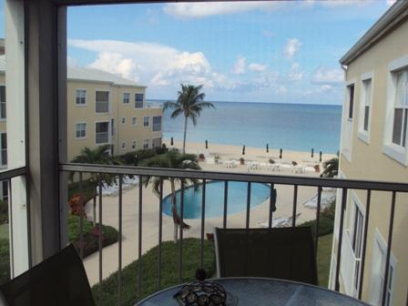 Screen In porch - Seven Mile Beach Condo - Grand Cayman - rentals