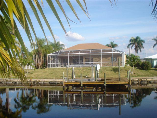 Garden view - Villa del Mar - Dreamhouse with all amenities - Cape Coral - rentals