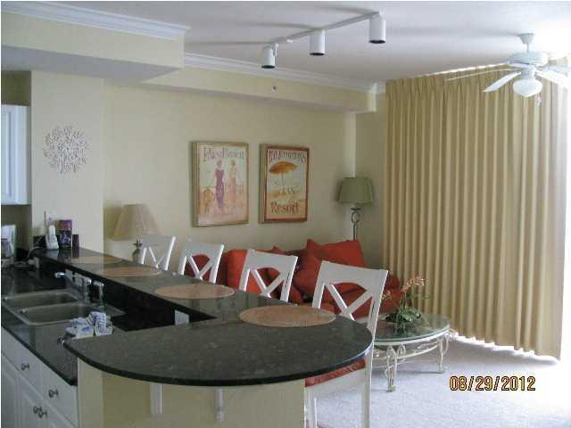 Great one bedroom at Tidewater near Pier Park - Image 1 - Panama City Beach - rentals