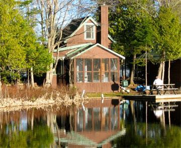 Duck Inn - Image 1 - Rangeley - rentals