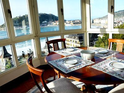 The View - Beautiful with an Astonishing view of Beach WIFI - San Sebastian - Donostia - rentals