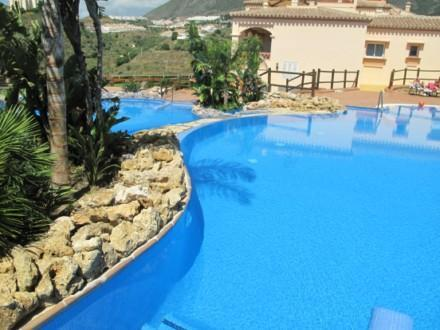 Mediterra Swimming Pool, Benalmadena - Luxury Holiday Apartment in Benalmadena. - Benalmadena - rentals