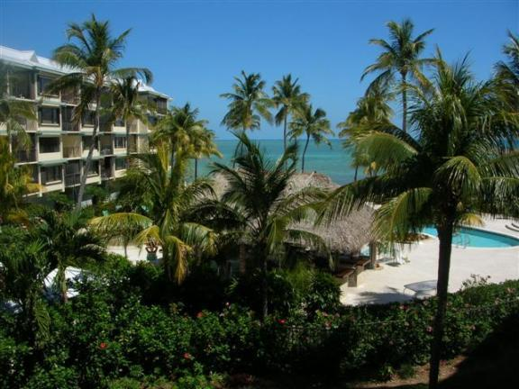 Balcony View - BEACON REEF 306 - Islamorada - rentals
