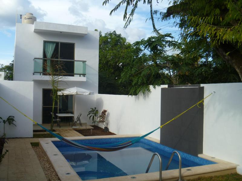 Pool - Casa ManGo close to Chichen Itza, Ek Balam, Coba - Valladolid - rentals