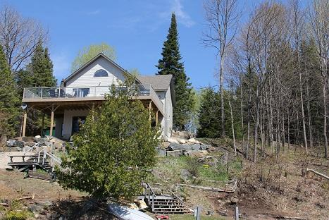 View of cottage from lake - Whitestone Lake Summer Home - Dunchurch - rentals