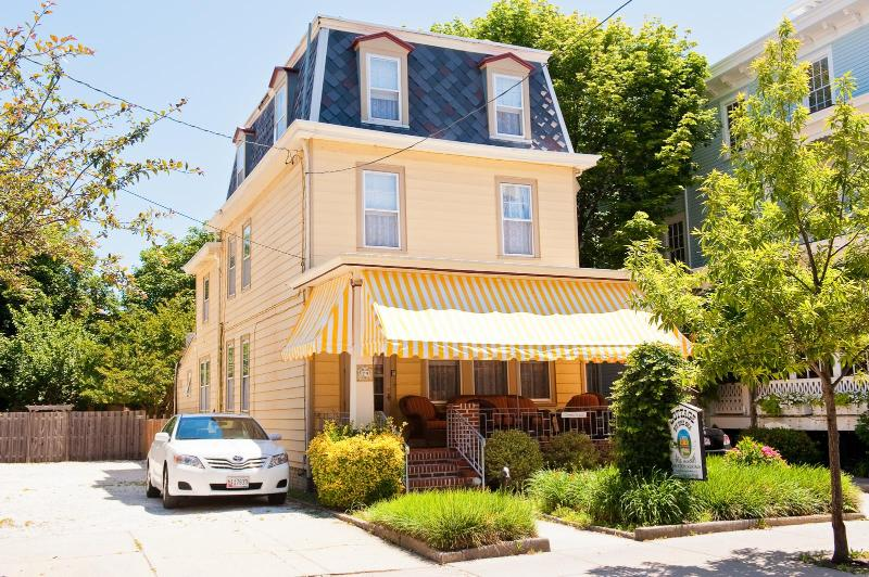 Front of 29 Jackson street  - Classic Cottage 29 Jackson Street Cottage By The Sea - Cape May - rentals