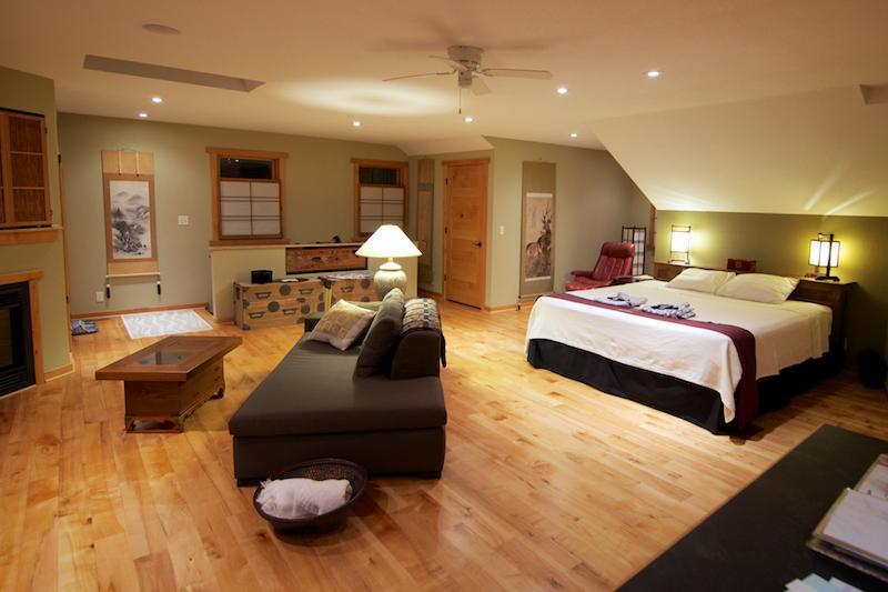 Can you picture yourself relaxing in this exquisite space for a weekend? - Asahi Loft of Harmony - Harmony - rentals