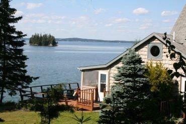 Becks Camp - Image 1 - Deer Isle - rentals