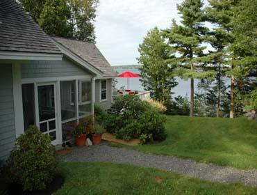 Tylers Hill Cottage - Image 1 - Deer Isle - rentals