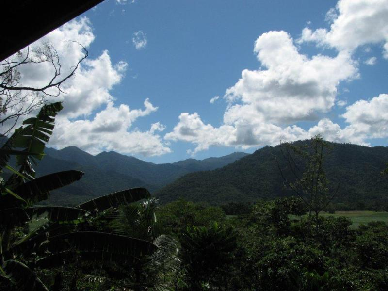 view from main guest verandah - Mossman Gorge Bed and Breakfast - Mossman - rentals