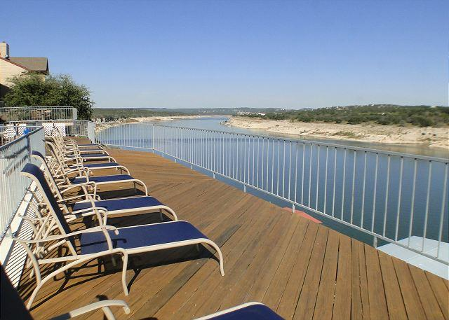 Waterfront Condo w/ Deep Water Dock & Spectacular Views! - Image 1 - Spicewood - rentals