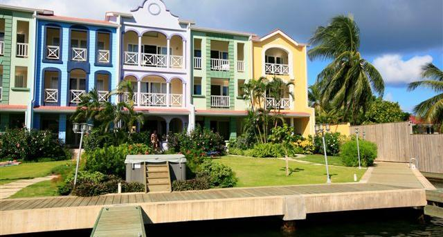 #16 The Harbour, Quay Bay at Rodney Bay, Saint Lucia - Central-Air, Oceanfront Patio, Tranquil - Image 1 - Saint Lucia - rentals