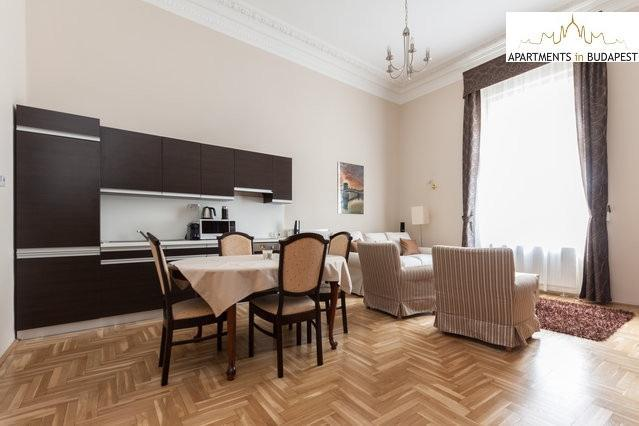 Opera View Apartment-newly refurbished, great view - Image 1 - Budapest - rentals