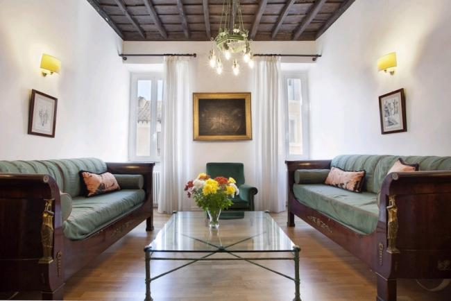 A cosy apartment in the heart of the Monti district near the Coliseum - Image 1 - Rome - rentals