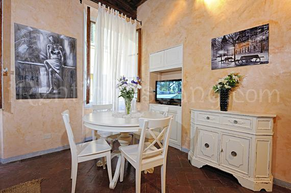 Adorable flat in the Heart of Old Town Florence - Image 1 - Florence - rentals