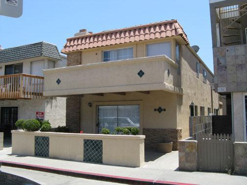3 Bd Ocean View Beach Rental located Steps to Sand - Image 1 - Newport Beach - rentals