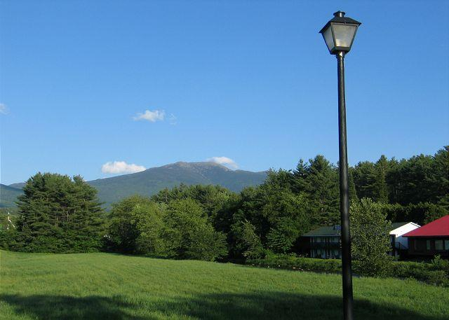 Located conveniently close to Franconia, NH's town center, the