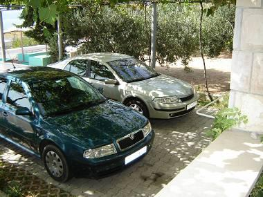parking (house and surroundings) - 5404  A3(3) - Stanici - Stanici - rentals