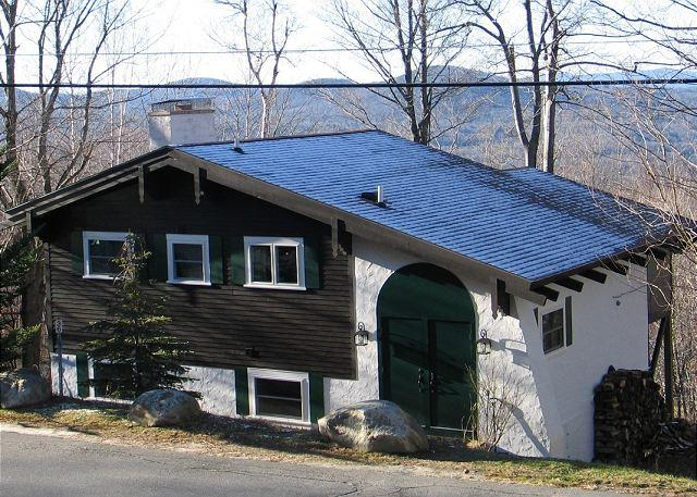 Park the car, down the stairs and leave the new world behind. The Old World style that Mittersill's designers intended are here to be found right down to grand views that will be had from the front windows. - #36 Woodchuck Trail - Franconia - rentals