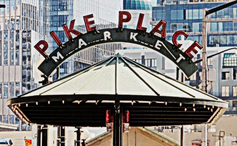 Steps away from historic Pike Place Market - Pike Place Market PRIME LOCATION Spectacular Views - Seattle - rentals