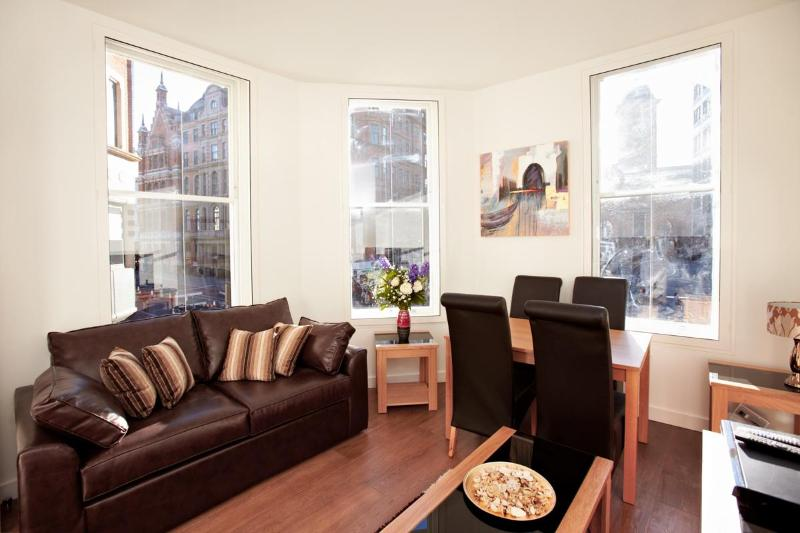 The City 1 Bedroom 1 Bathroom Apartment - Image 1 - London - rentals