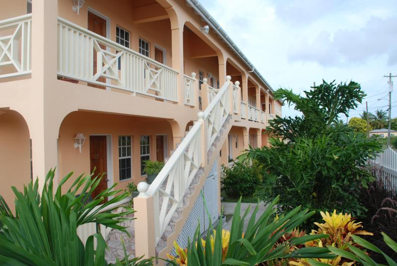 Garden view - 1 Bedroom Apartment in St. John's Antigua - Saint John's - rentals