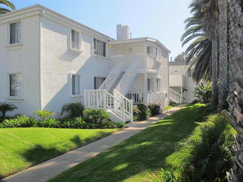 Villa Blanca - Chic Apartment Steps to Beach Like Boutique Hotel! - San Diego - rentals