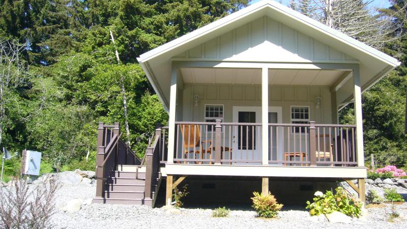 Cabin #3 - The Golden Eagle Cottages: 3 ADA - Trinidad - rentals