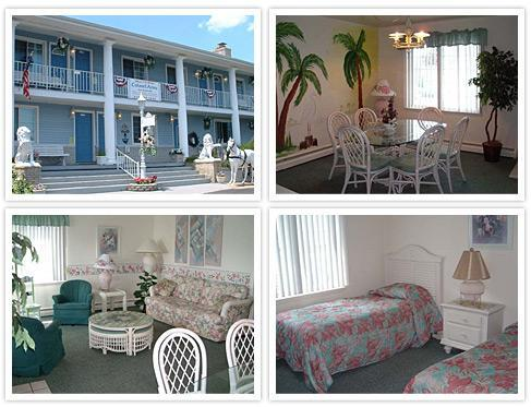 Welcome to Colonel Arms - Luxury 2 & 3 Bedroom Suites ~ Steps for the Beach - Ocean City - rentals