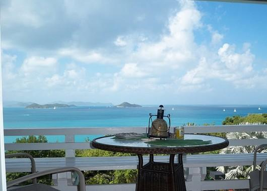 Blue View Deluxe Room - Image 1 - Virgin Gorda - rentals