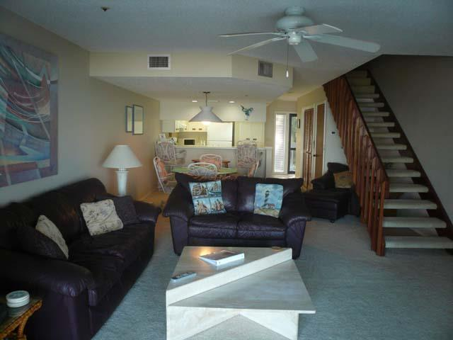 Family Room - Colony Don Pedro Townhouse 418 - Placida - rentals