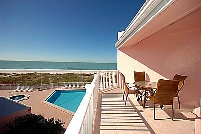 Relax on Your Private Balcony - Anna Maria Island Club Unit 40 - Holmes Beach - rentals