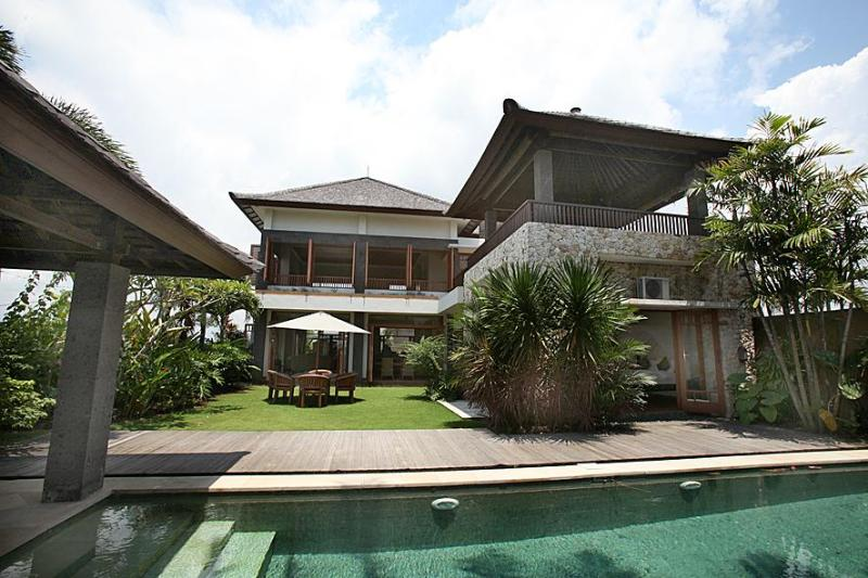 Villa Hemingways - Bali - Indonesia - Houses of Asia - Villa Hemingways, Tanah Lot - Childfriendly with 3 bedrooms - Tabanan - rentals