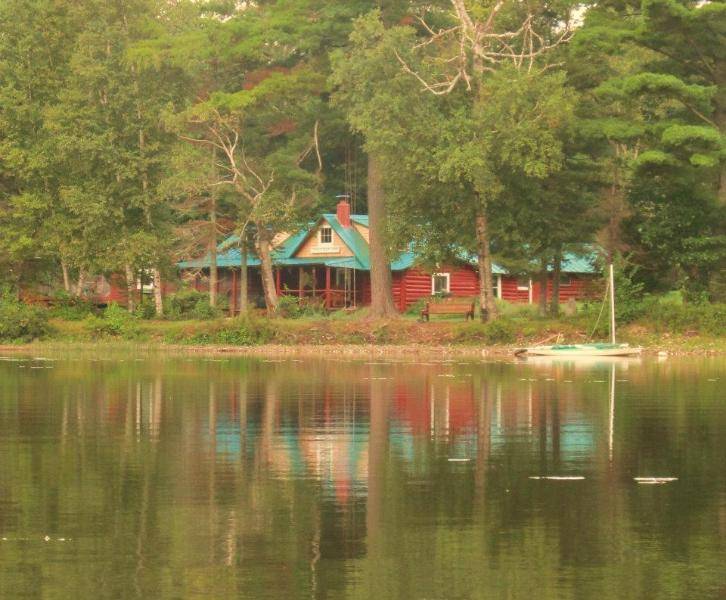 Spencer Pond Camps - The Sabotowan aka Maine Lodge - Image 1 - Greenville - rentals