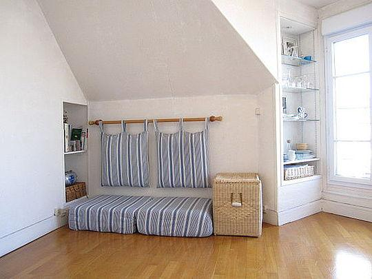 Sejour - studio Apartment - Floor area 25 m2 - Paris 20° #1205882 - Paris - rentals