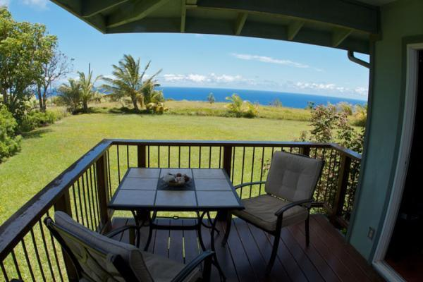 Leeward Lanai - Haiku Makai, excellent value, beautiful ocean view - Haiku - rentals