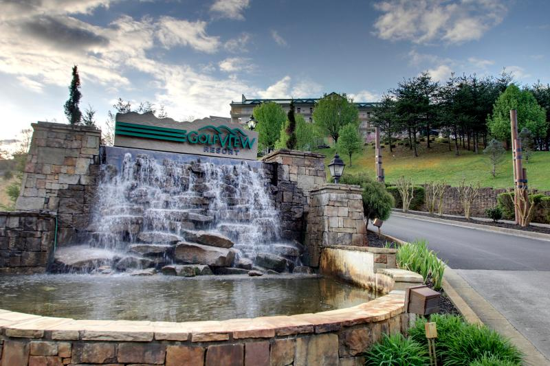 entrance - Golf View Pigeon Forge - Pigeon Forge - rentals
