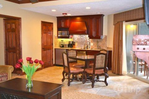 Spacious 1 Bedroom Westgate Conodo with high quality finishings, furniture and fixtures. Private balcony off the dining room. - Westgate 1 Bedroom Ninety-Nine 90 - Park City - rentals