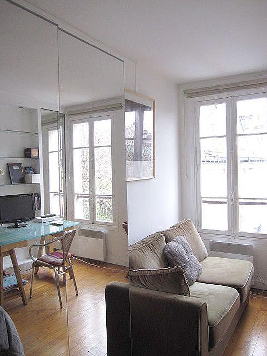 Sejour - studio Apartment - Floor area 30 m2 - Paris 18° #1188094 - Paris - rentals