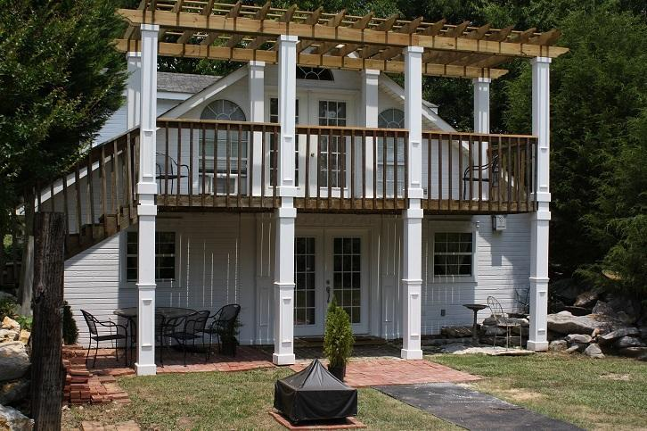 Crimson Ridge Cottage - Image 1 - Chickamauga - rentals