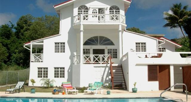 Date House at Marisule, Castries, Saint Lucia - Sea Views, Short Drive To Beach, Air Conditioning - Image 1 - Castries - rentals
