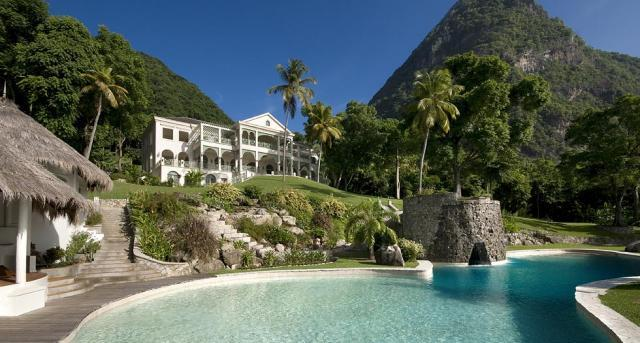 La Belle Helene at Beau Estate, Soufriere, Saint Lucia - Ocean View, Walk To Beach, Pool - Image 1 - Soufriere - rentals