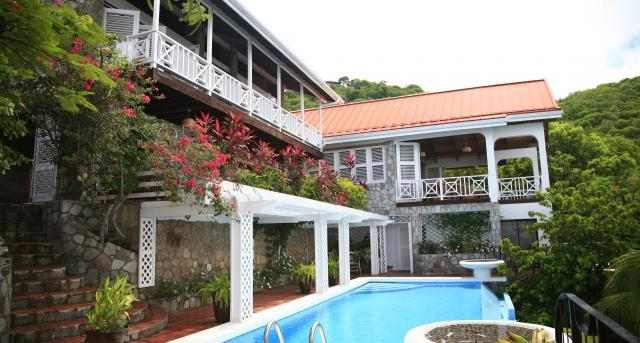 Le Gallerie at Soufriere, Saint Lucia - Ocean Views, Short Drive To Beach, Pool - Image 1 - Soufriere - rentals